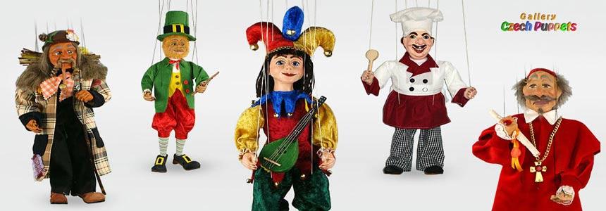 Marionetas de hilos