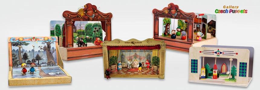Teatros de marionetas