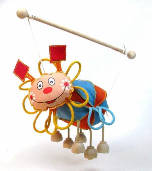 Abejorro marioneta titere