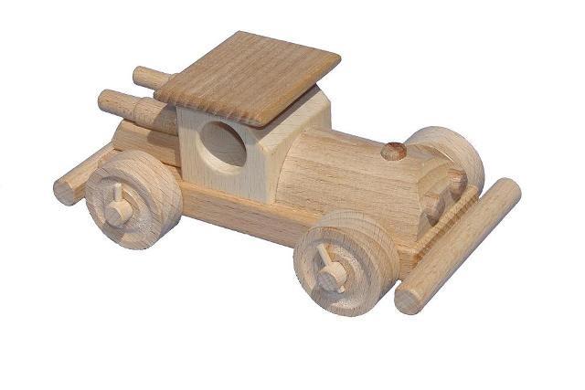 Buggy de madera