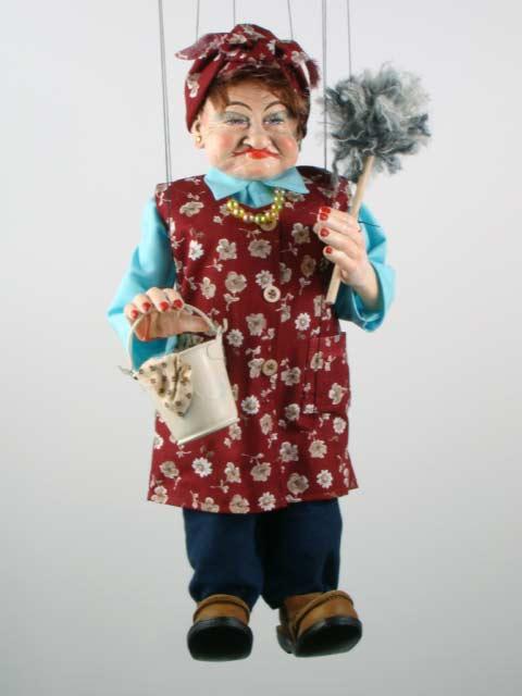 Ayudante marioneta