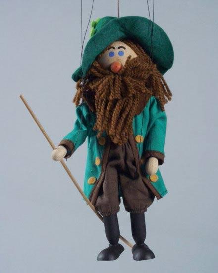 Espíritu Montañoso marioneta titere