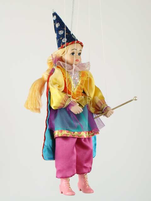 Hada marioneta titere