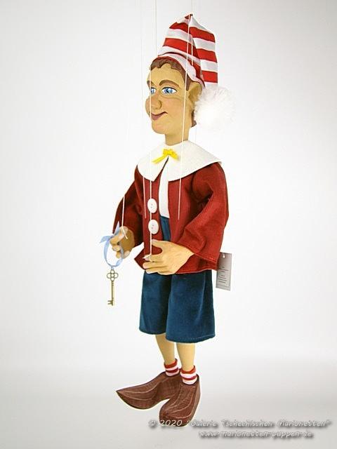 Pinocchio marioneta