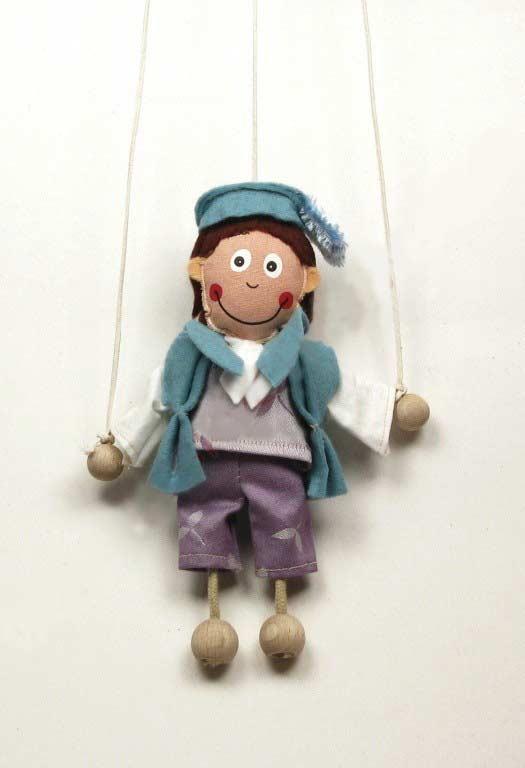 Pr�ncipe marioneta titere