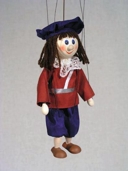 Príncipe marioneta titere
