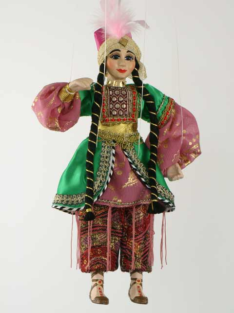 Turca marioneta titere