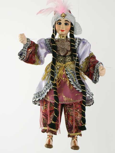 Turca marioneta