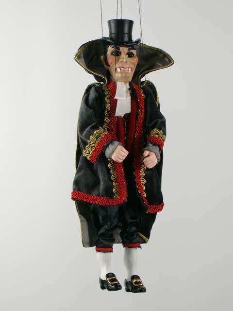 Vampiro marioneta titere