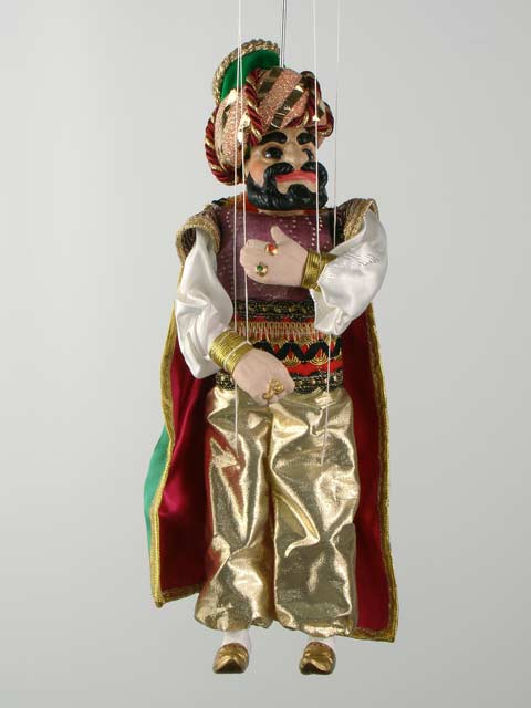 Vizir marioneta titere