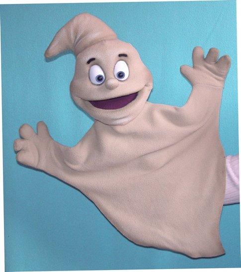 Fantasma títere de espuma