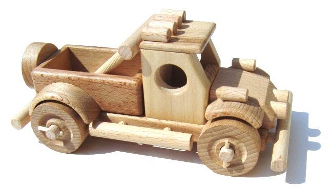 Off Road Car de madera