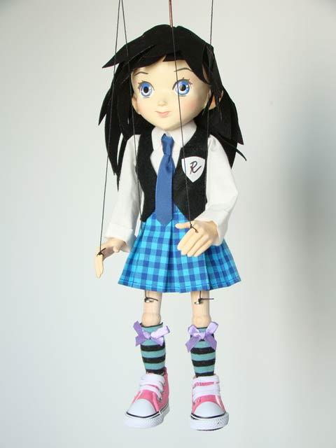 Anime marioneta
