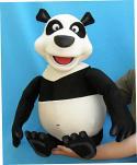 Panda títere de espuma