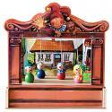 Teatro Marionetas de madera Chiquito