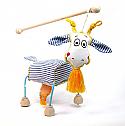Cabra marioneta titere