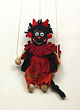 Diablo marioneta titere