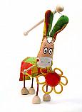 Burro marioneta titere